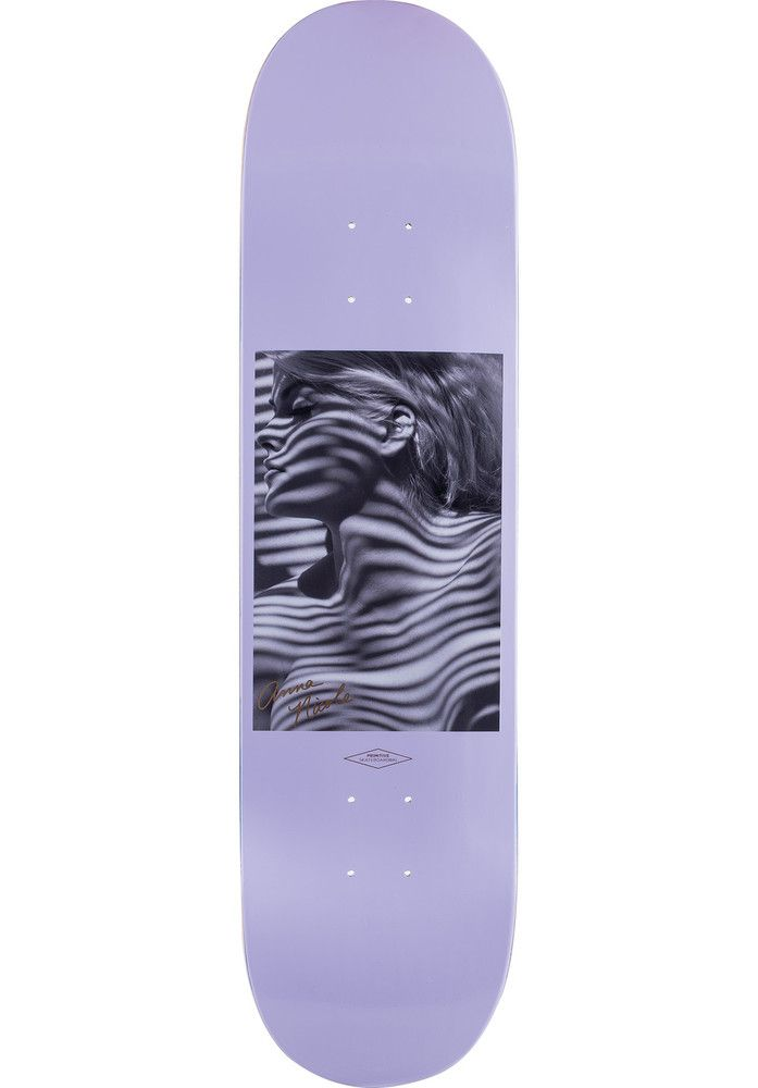 Titus DailyDeal: Primitive-Skateboards Striped - titus-shop.com  #Deck #Skateboard #titus #titusskateshop