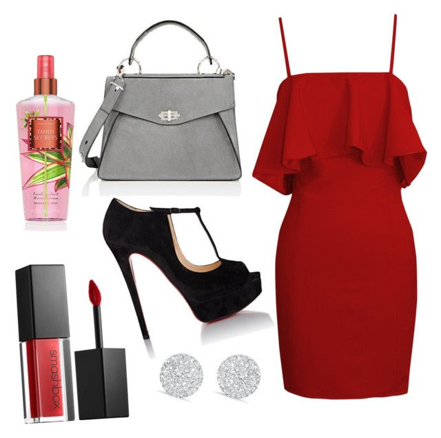 """""""Mom's on a Date"""" by ashleyk0214 on Polyvore featuring Smashbox, Proenza Schouler, Christian Louboutin and Anne Sisteron"""