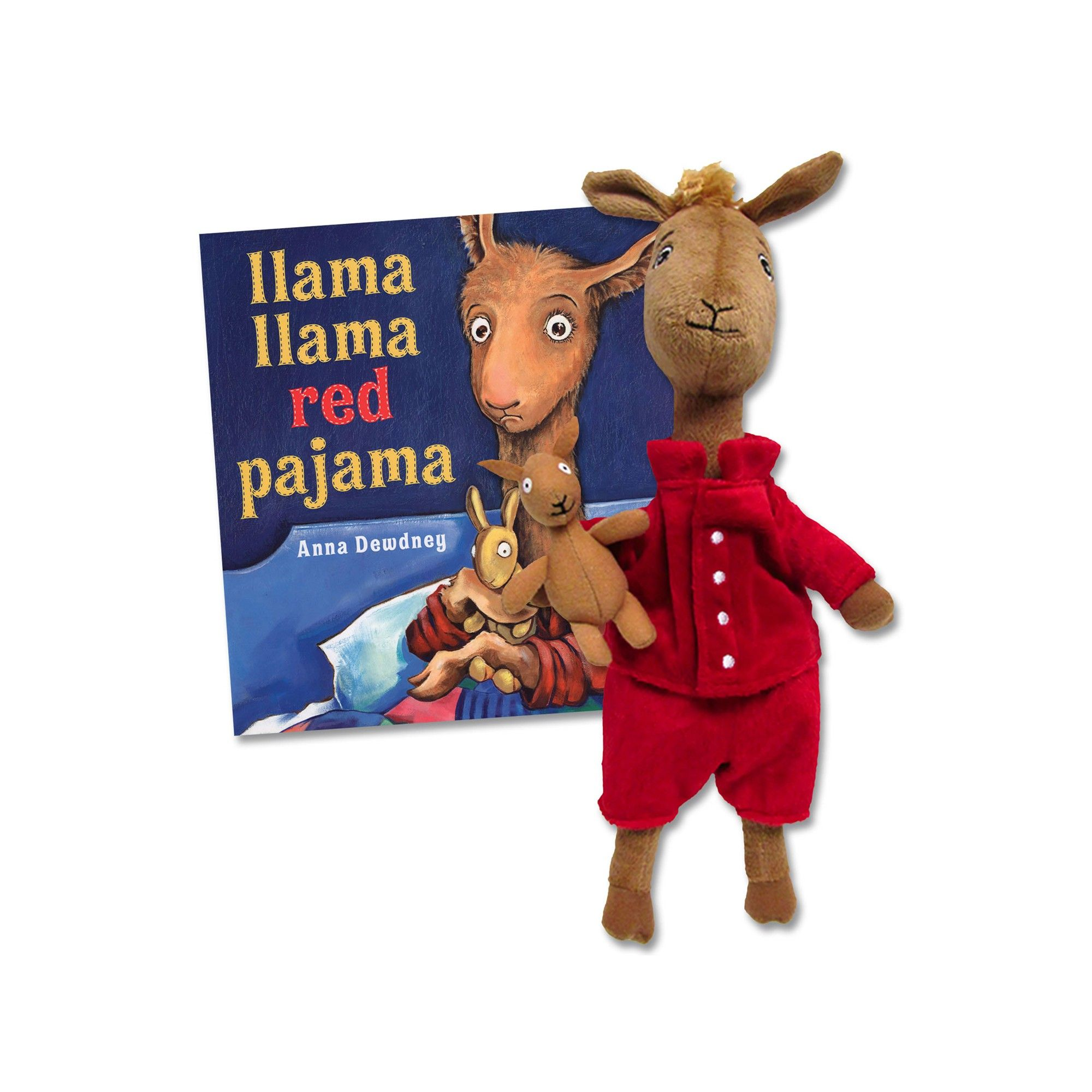 Kids Preferred Llama Llama Red Pajama Hardback Book