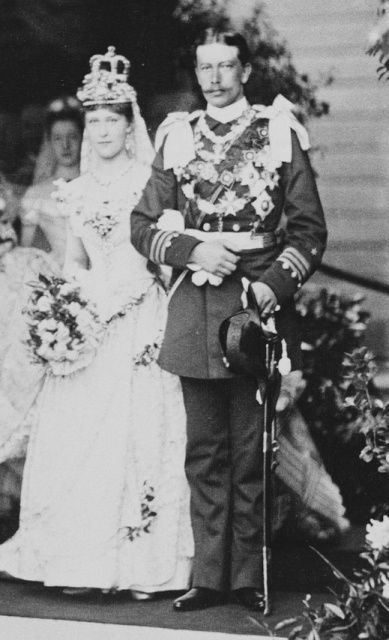Prince Henry of Prussia married Princess Irene of Hesse