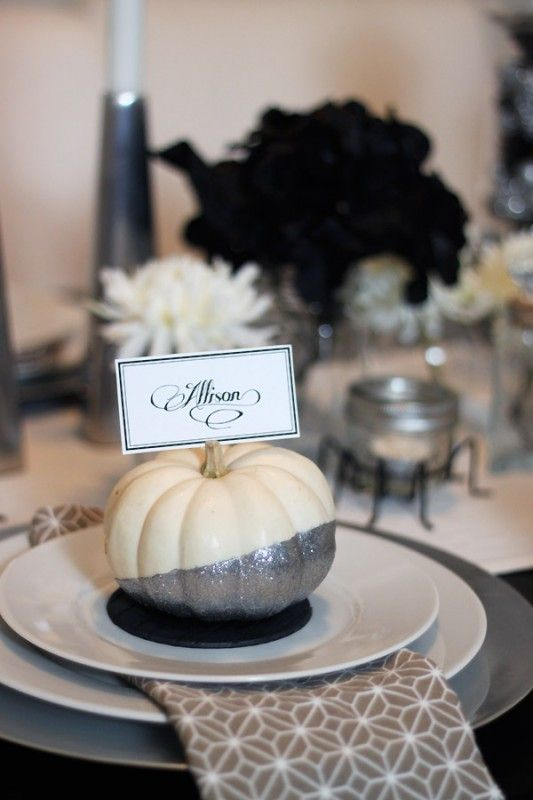 Beautiful and Easy Pumpkin Tablescape Ideas for Halloween and Thanksgiving
