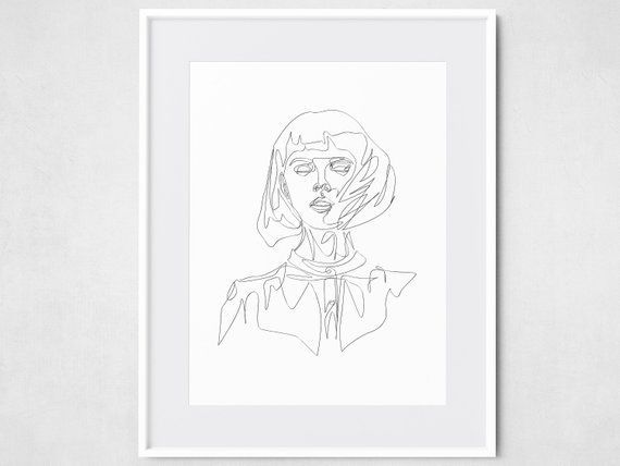 woman outline art printable fashion drawing illustration line drawing print abstract wall art tumblr decor single line sketch feminine is part of Outline art - Woman Outline Art Printable, Fashion Drawing Illustration, Line Drawing Print, Abstract Wall Art, Tumblr Decor, Single Line Sketch, Feminine Wallart Tumblr