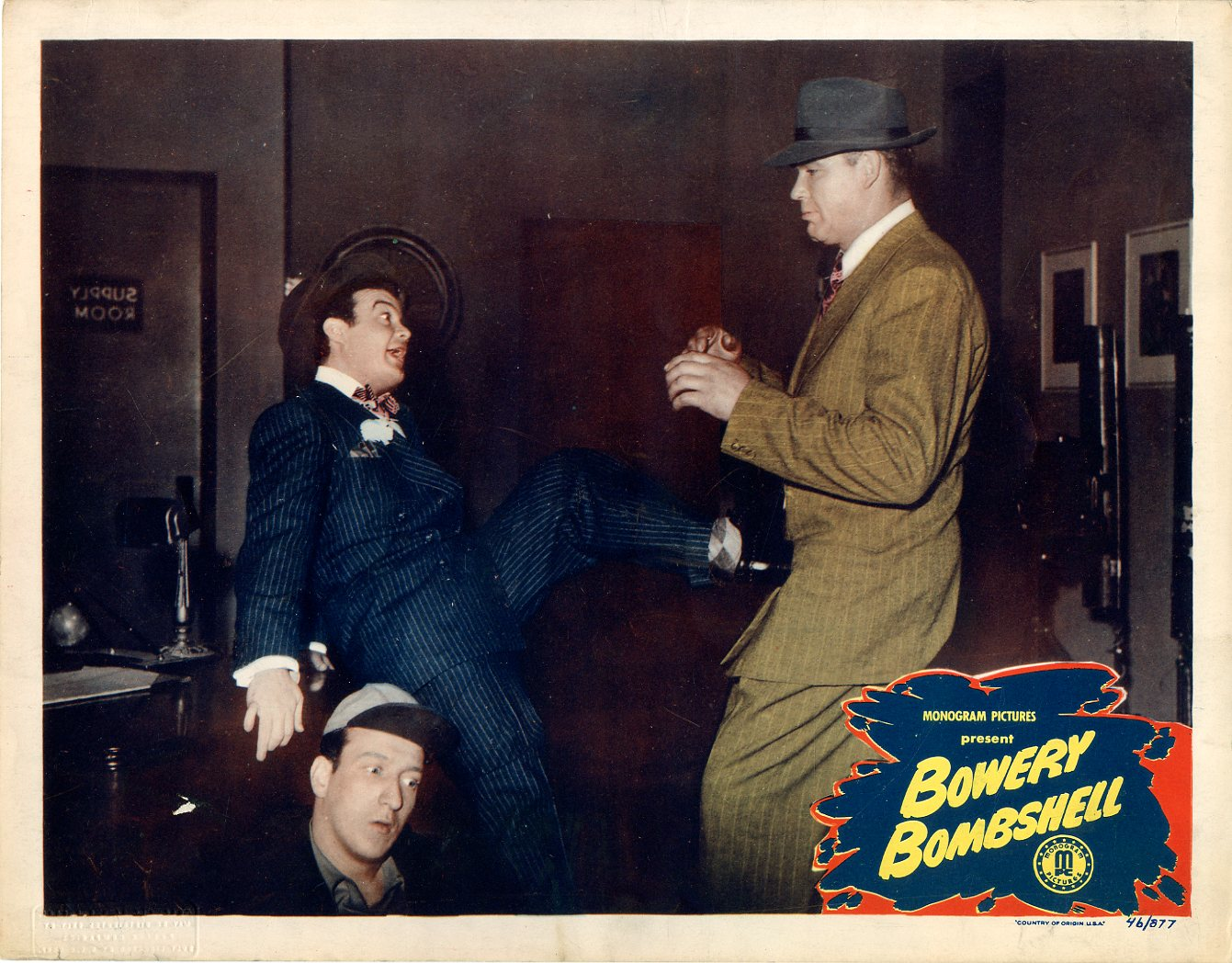 Download Bowery Bombshell Full-Movie Free