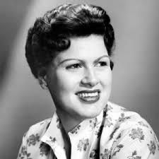 September 8, 1932 - Patsy Cline an American country music singer is born in Winchester, Virginia