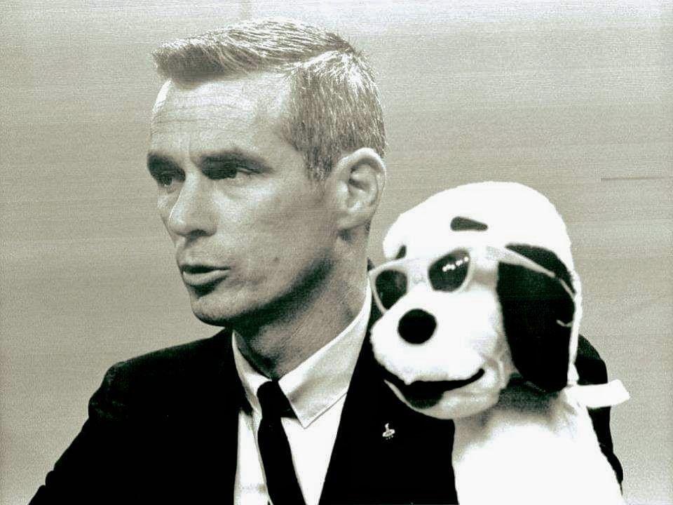 Gene Cernan with Snoopy! Eugene cernan, Project mercury