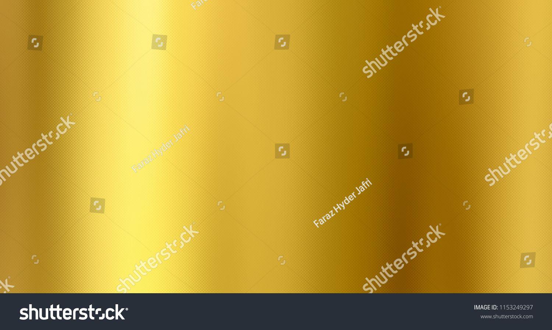 Golden Background Gold Foil Texture Metallic Gradient Sheet Metal Effect Foil Texture Gold Golden Gold Foil Texture Golden Background Gold Texture