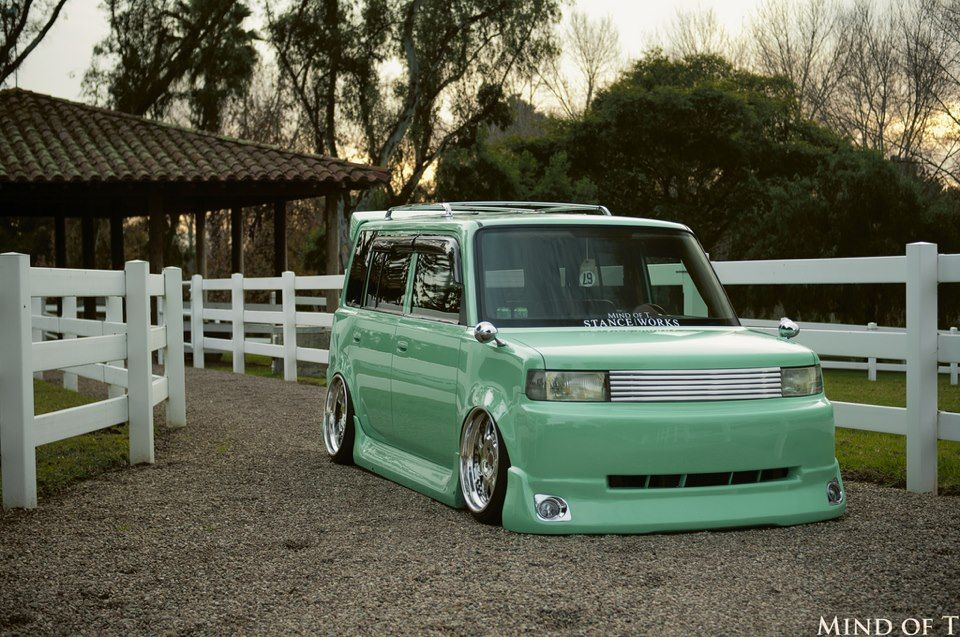 Pin by Veronica Sanchez on Scions Toyota scion xb, Scion