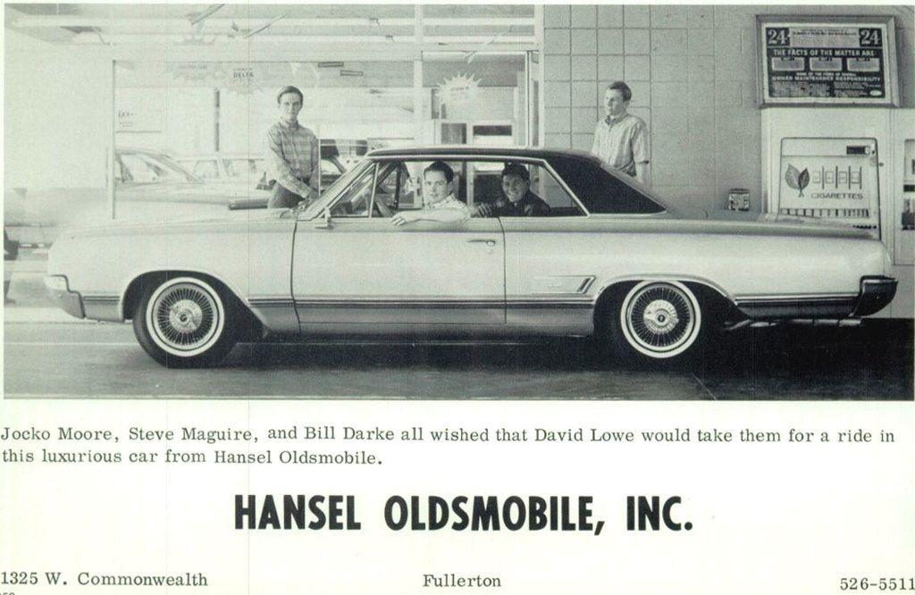 Oldsmobile Dealer Muscle Cars Dealerships Assembly Lines - Muscle car dealers
