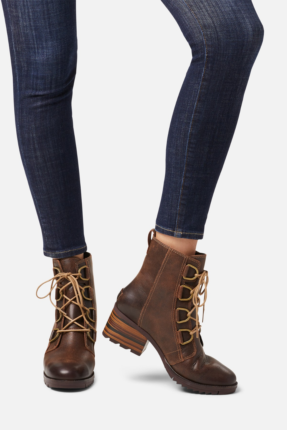 Sorel | Cate Waterproof Lace-Up Boot