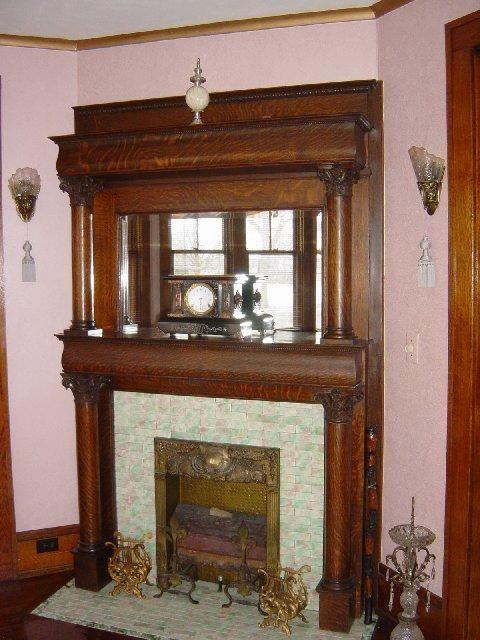 American Foursquare House Remodel 1906 American