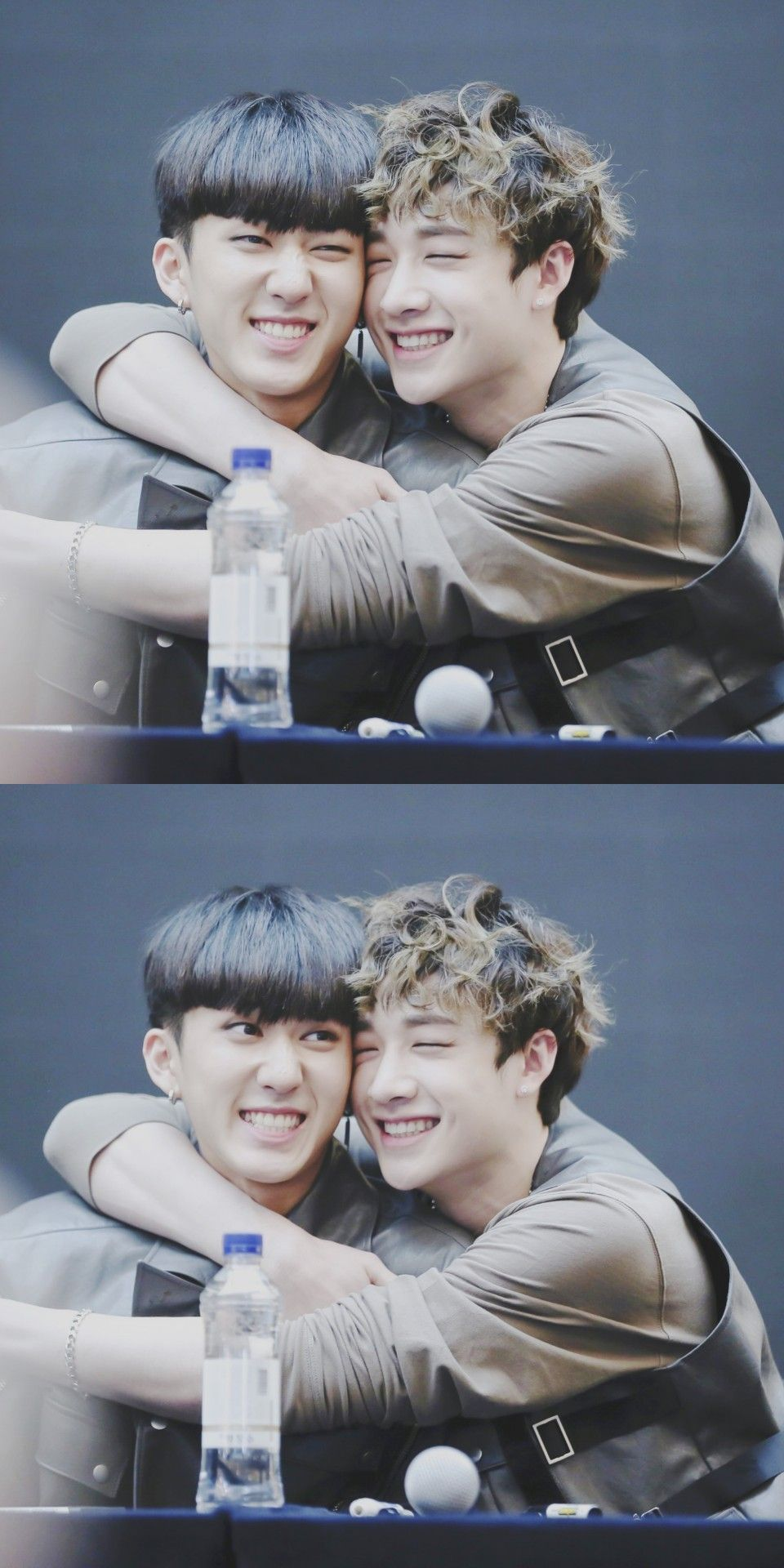 Changbin & Chan-Stray Kids