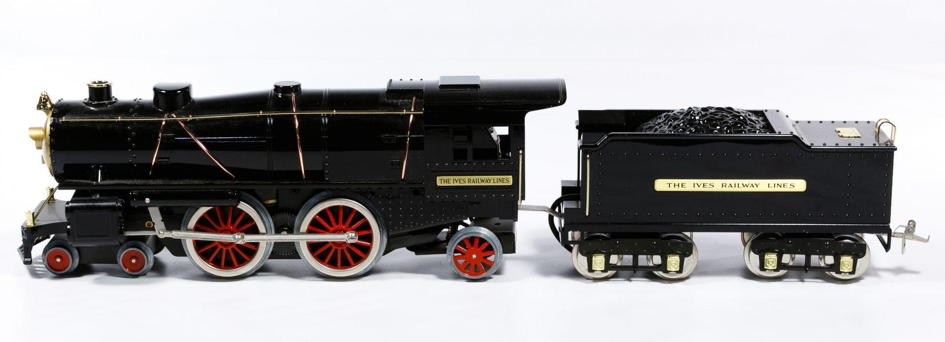 Lot 375: MTH Standard Gauge Ives Railway Model Locomotive