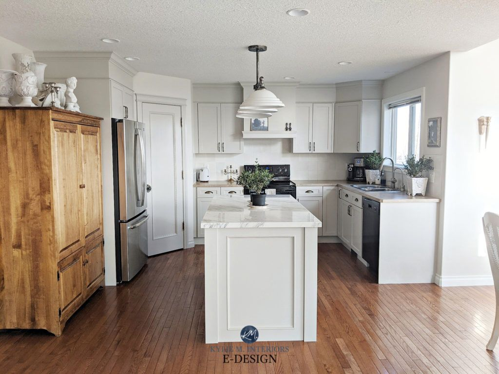 Pin on Kitchens Gray & Greige Painted