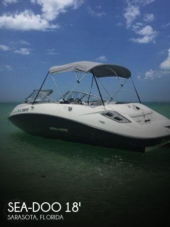 Used 2011 Sea Doo 180 Challenger, Sarasota, Fl - 34243 $20500  - BoatTrader.com