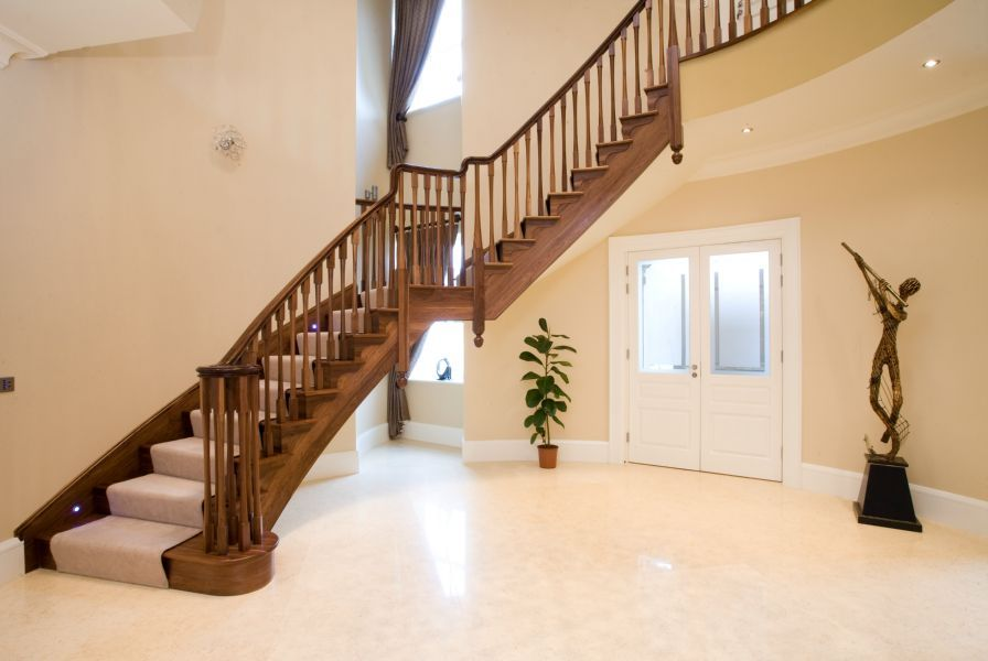 Best Nice Curved Staircase Curved Staircase Staircase 640 x 480