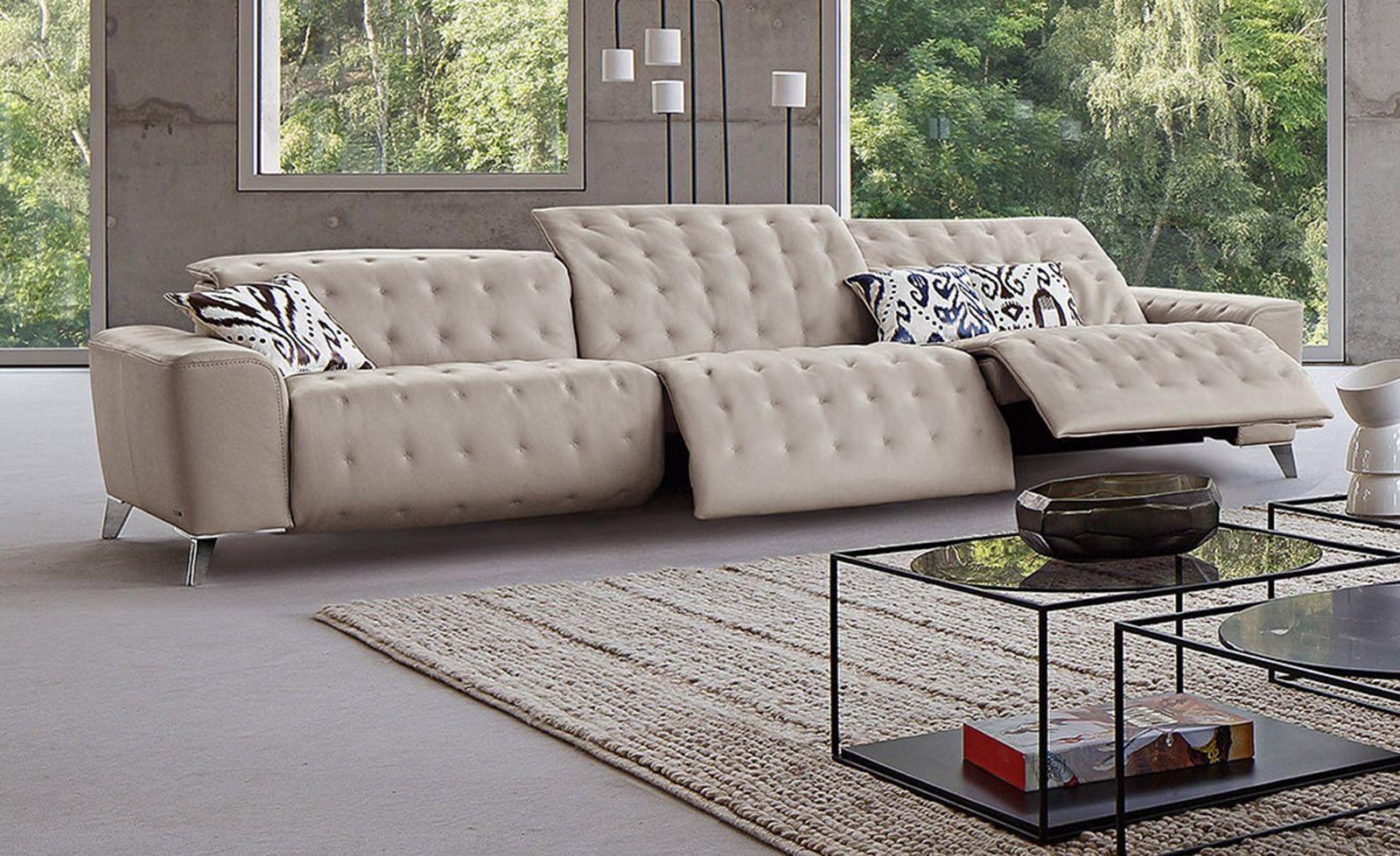 Divani Con Meccanismo Relax divani con meccanismi. per ogni tipo di relax | divano relax
