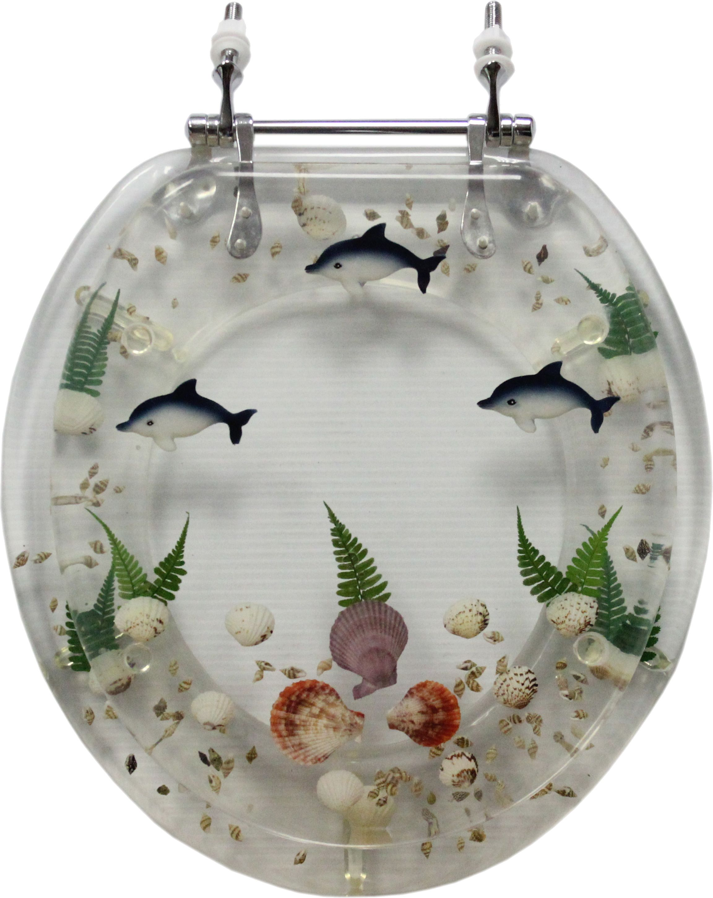 Decorative Toilet Seat