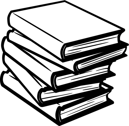 Pile Of Books Public Domain Vectors Book Clip Art Stack Of Books Clip Art