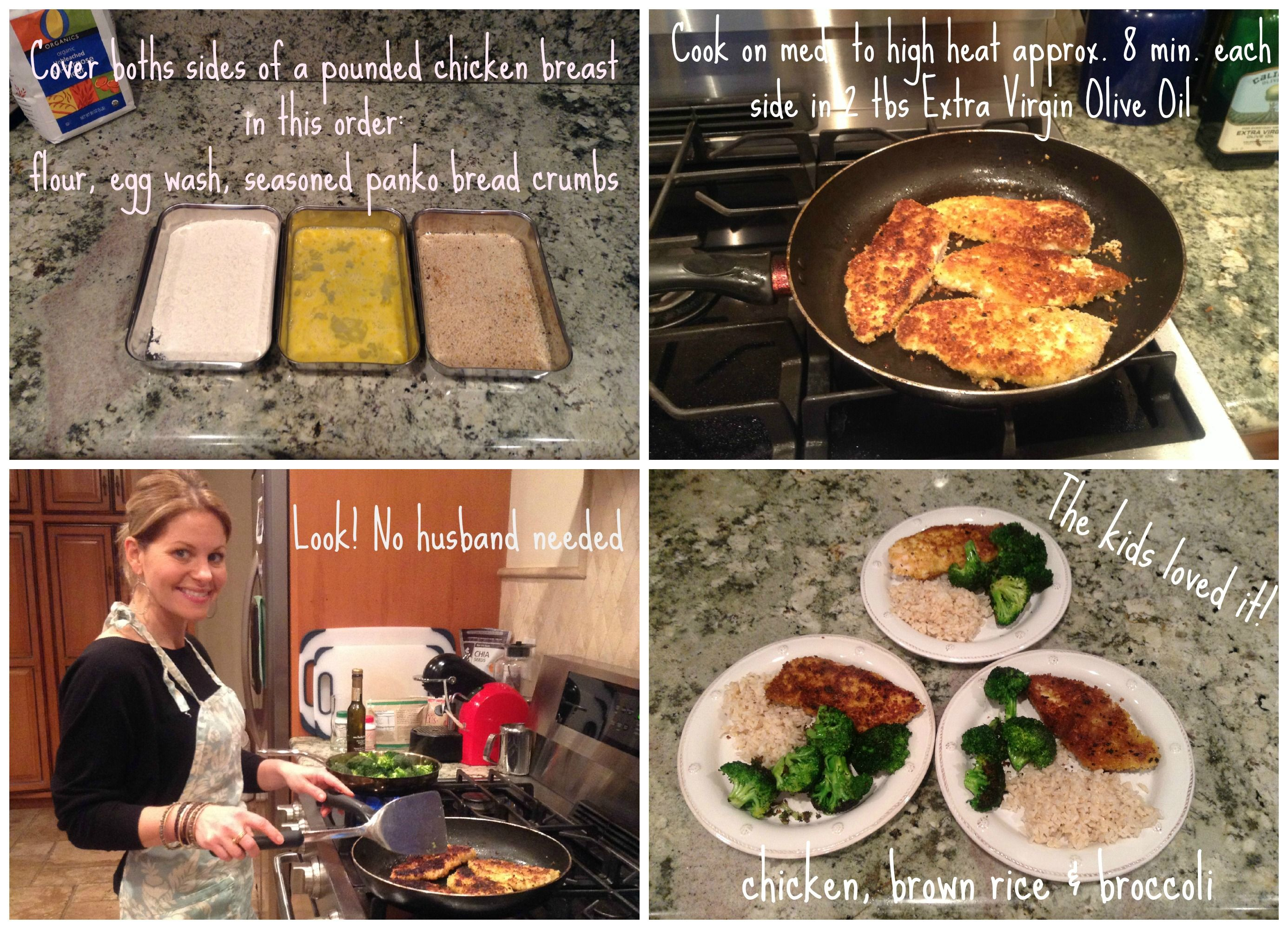 Healthy Dinner Candace Cameron Bure Healthy Family Dinners Recipes Healthy Recipes