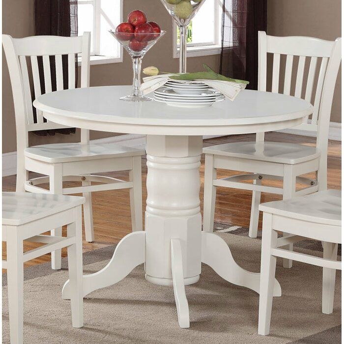 Langwater Dining Table Small Kitchen Tables Wood Dining Table Kitchen Table Makeover