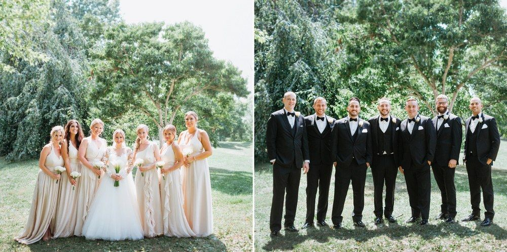 Lindsey + Robbie St. Francis of Assisi Wedding + The
