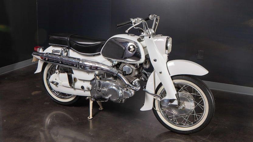 1963 Honda CSA77 305 Dream Sport in 2020 Honda, Mecum