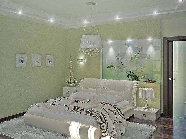 Interior paint ideas try warm shades of red yellow or for Interior wall painting designs