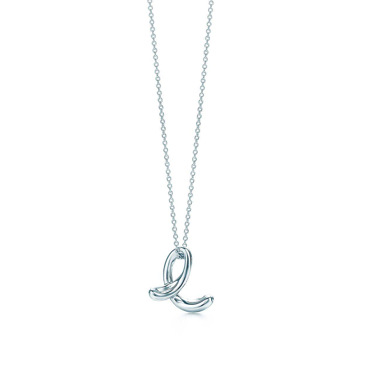 Elsa peretti letter e pendant elsa perettiletter e pendant aloadofball Choice Image