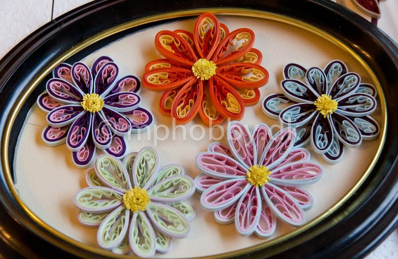 Quilling Comb Tutorial Two Tone Of Paper Paper Crafting