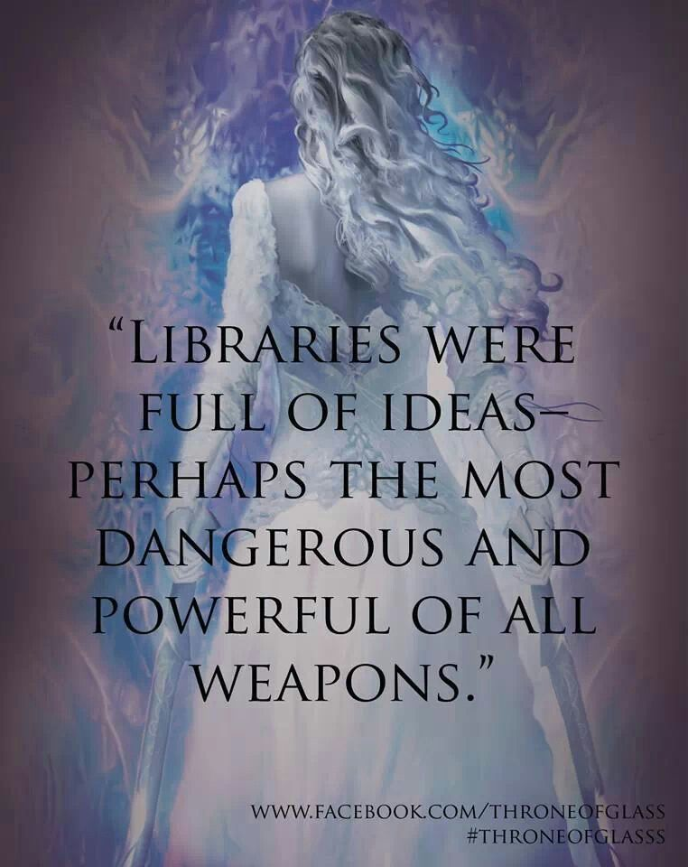 Throne of Glass #quote
