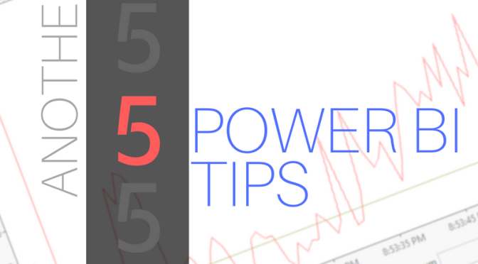 Excel examples for your work, sports and more.: Power BI