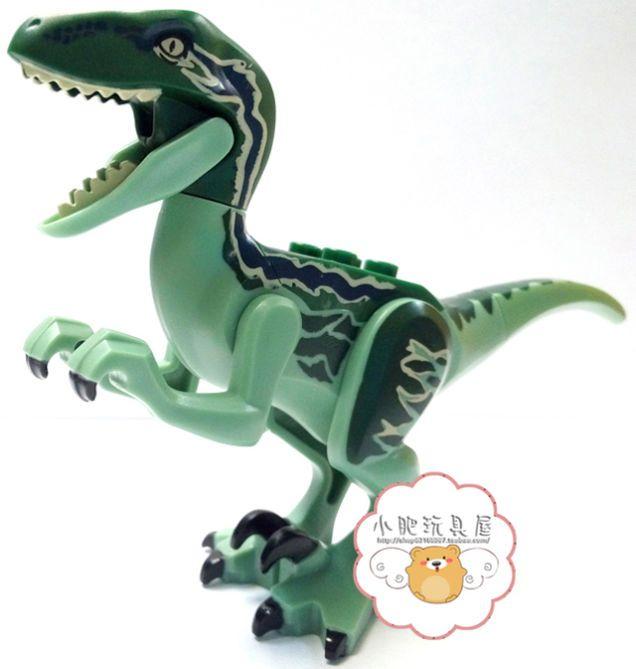 Leaked Lego sets reveal new evil mutant dinosaurs in Jurassic World ...