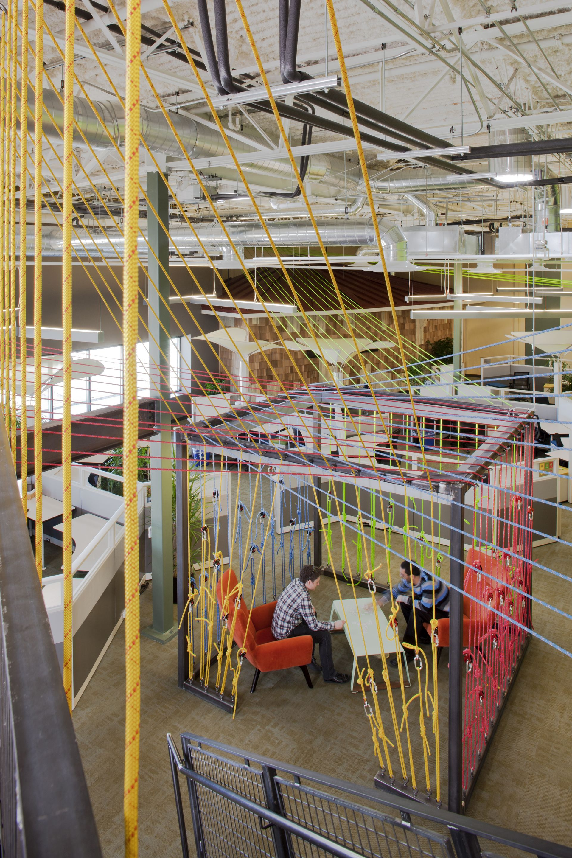 Google office environment Bean Bag What Playful Work Environment googles office In Boulder Envisioned By Architect Rnl Design And Built By swinerton Builders Is Definitely Creative Pinterest What Playful Work Environment googles office In Boulder