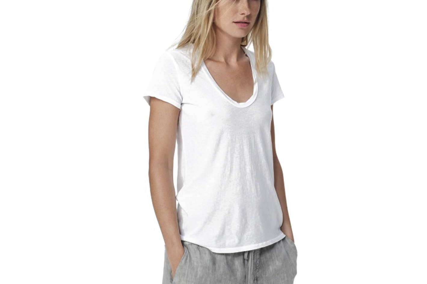What's the Best White T-shirt? | Shirts, White t shirts and What's the