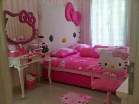 Explore Hello Kitty Rooms Bedding And More