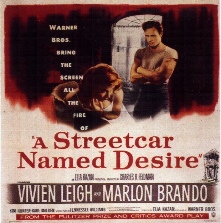 a streetcar named desire by tennessee williams essay Essay junior english midterm literature essay a street car named desire by tennessee williams q: discuss the theme of reality vs illusion as it applies to this play.