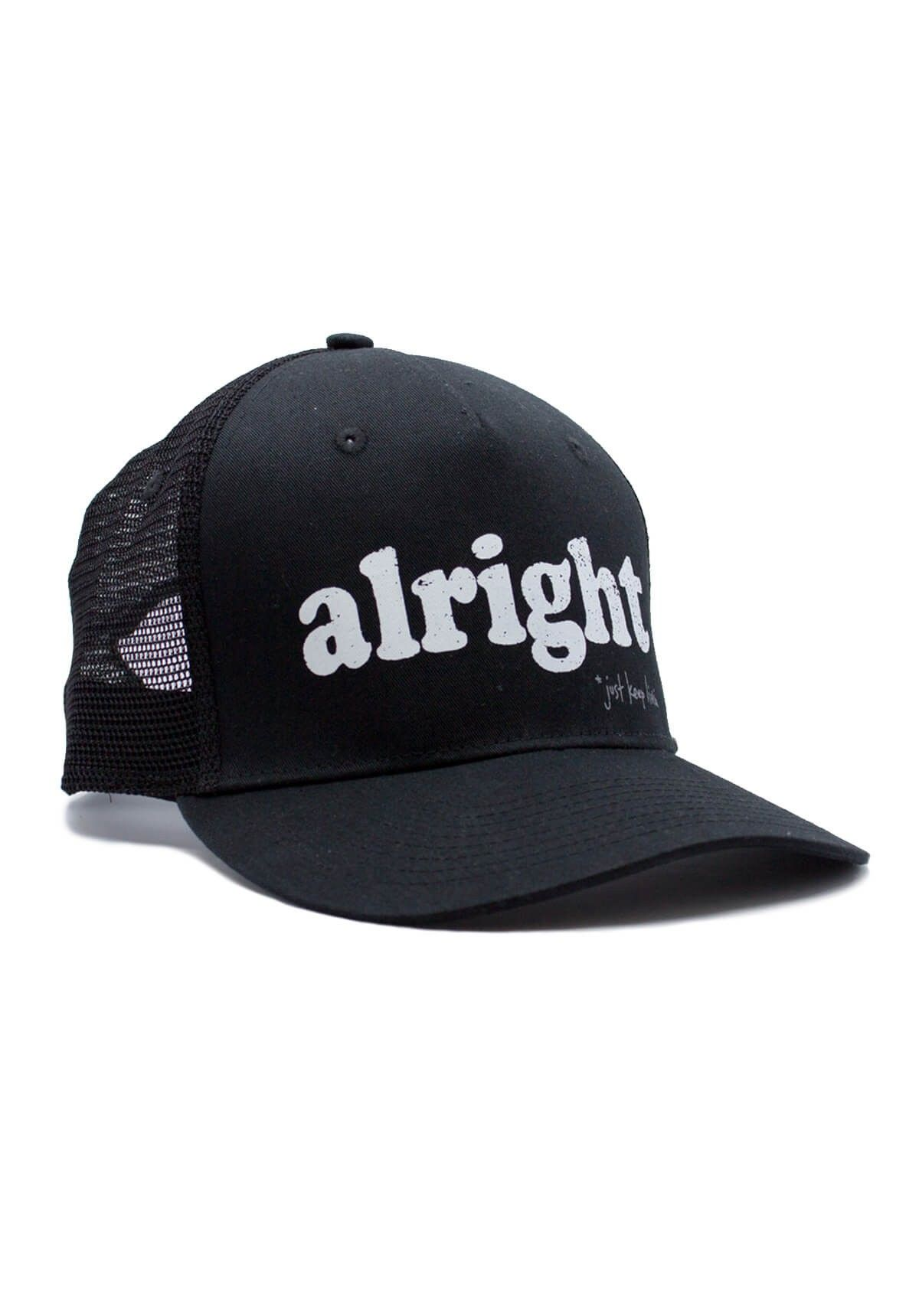 alright trucker hat miscellaneous