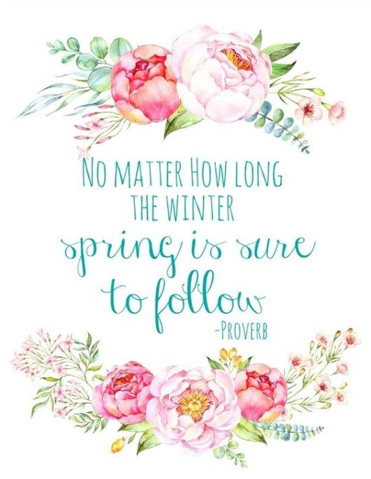 Spring Quotes Enchanting 48 Spring Quotes You're Going To Love Immediately Page 48 Of 48