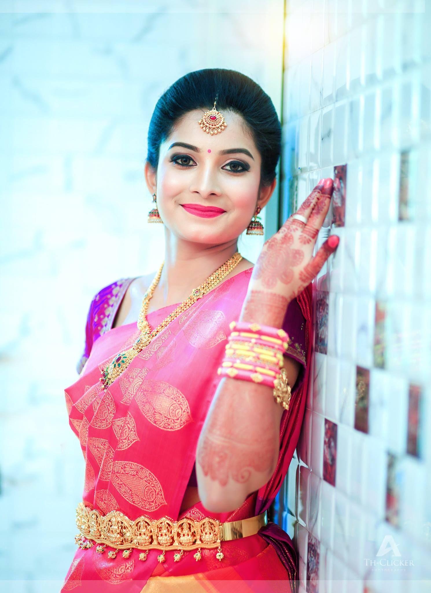 Wedding saree favz | south indian bride in 2018 | Pinterest ...