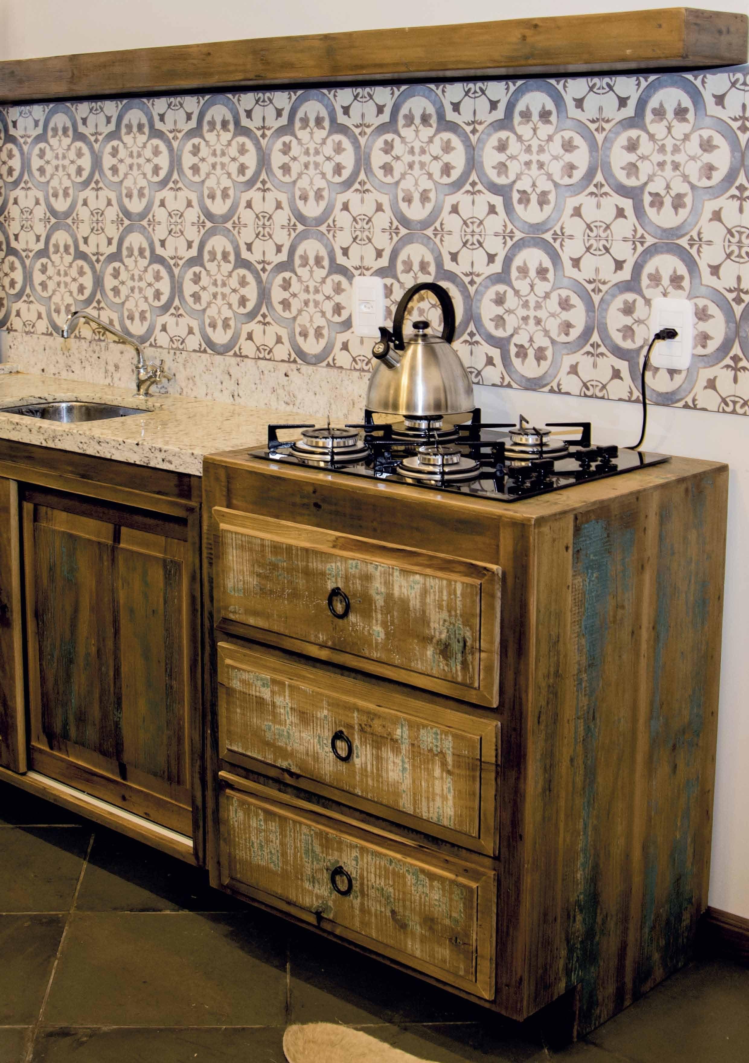 Blog Cencerros Com Imagens Cozinha De Madeira Armario De