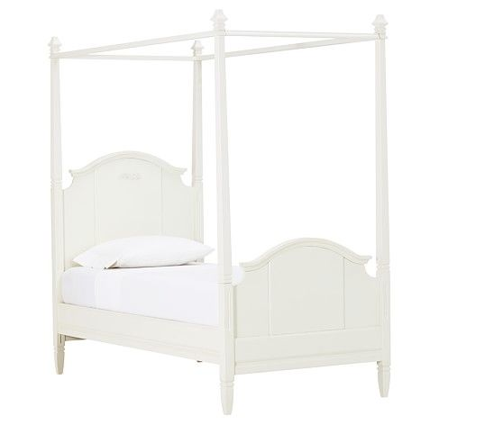 Best Madeline Bed Canopy Pottery Barn Kids Girl Room Bed 400 x 300