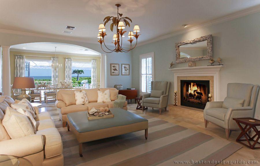 The Cottage  Highend Interior Design In Concord Ma  Boston Magnificent Living Room Boston Design Design Decoration