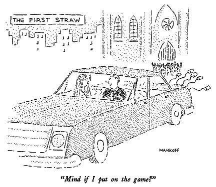 Robert Mankoff-New Yorker Cartoon http://www.newyorker.com