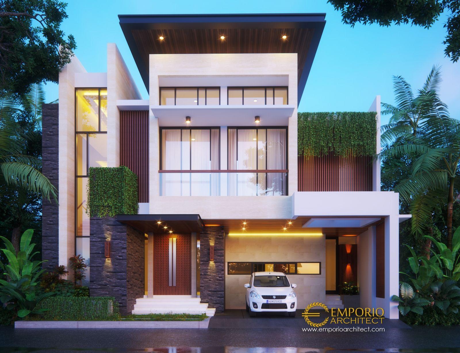 Jasa Arsitek Jatibening Bekasi Desain Rumah Ibu Johana Jasa
