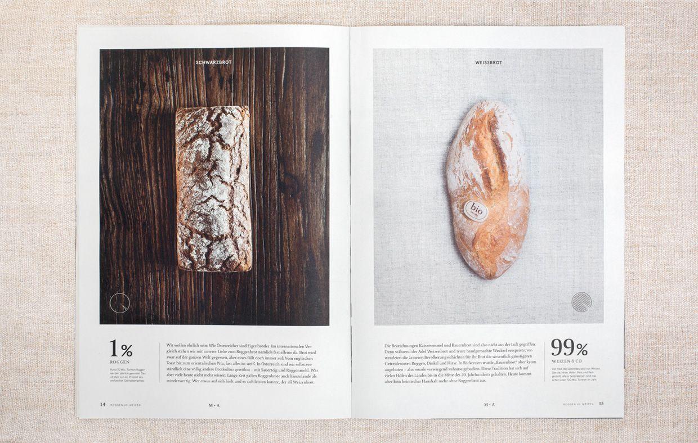 Martin Auer Magazin Publishing on Behance | Graphic design