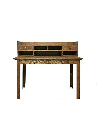 Forest Designs Traditional Laptop Writing Table With Drawers 72w X 30h 24d No