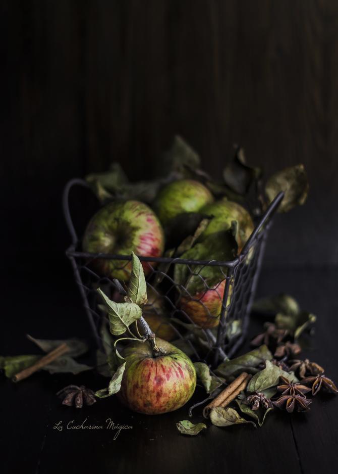 5 apple recipes via /www.lacucharinamagica.com
