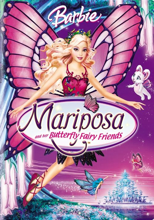 Barbie Mariposa And Her Butterfly Friends (DVD)   DVD Empire