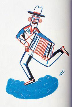 Pacho Rada. Illustration by Johanna Benz.