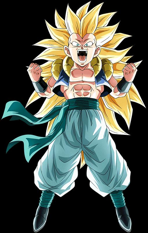 Gotenks Ssj3 Vs Duplicate Vegeta Render Dokkan By Maxiuchiha22 On Deviantart Dragon Ball Super Manga Anime Dragon Ball Super Dragon Ball Painting